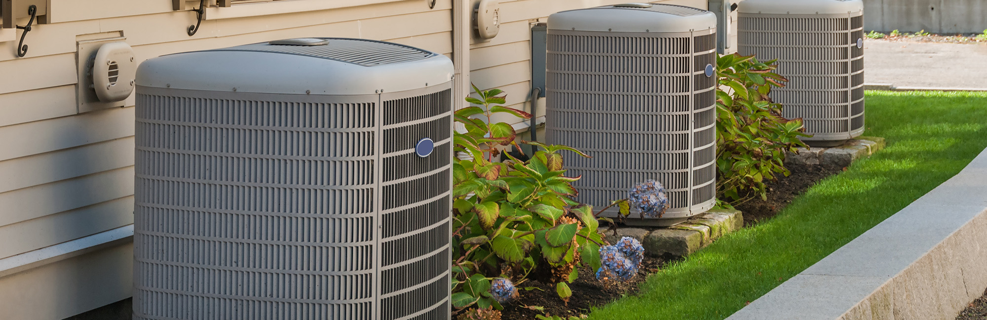 Outdoor AC Units